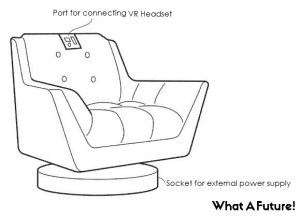 Sony's gaming chair