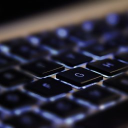 Google's laptop keyboard backlight to control with your eyeballs