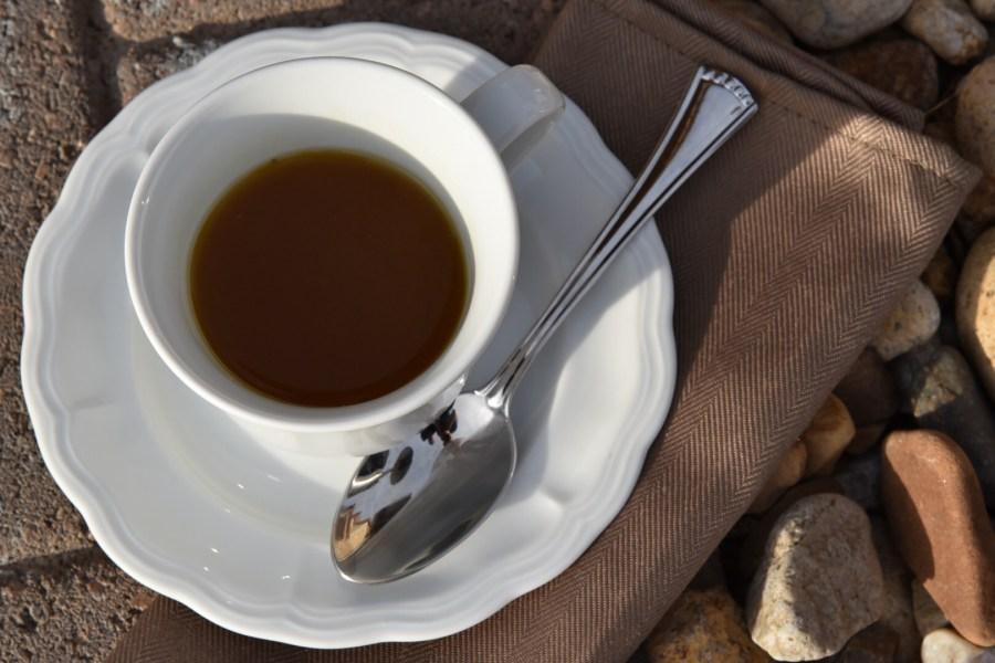Chamomile Tea with Turmeric and Honey