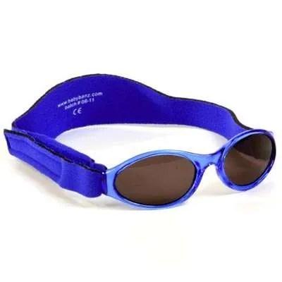 Kidz Banz Sunglasses - Adventure Banz - Blue