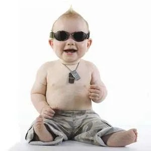 Baby Banz Baby Sunglasses