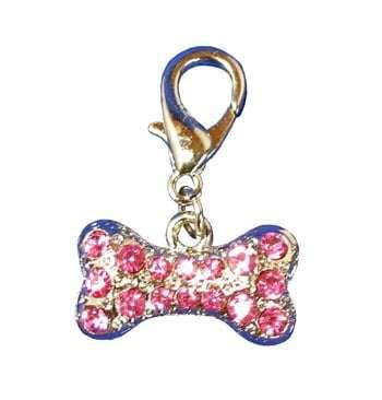 Ruffini Pet Jewelry - Bone Charm