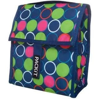PackIt Personal Cooler - Bubble Pattern