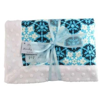 Pippalily Mosaic River Baby Blanket
