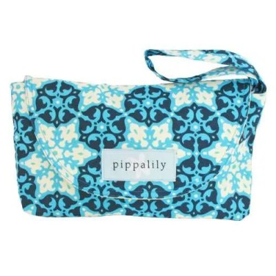 Mosaic River Diaper Clutch by Pippalily