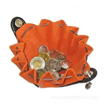 Open Coin Purse