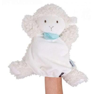 Kaloo Les Amis Lamb Hand Puppet