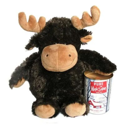 Moose and Maple Candle