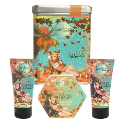 Maple Blondie Gift Set by Barefoot Venus