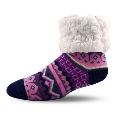 PUDUS Nordic Pink Socks