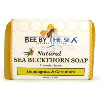 Bee By The Sea, Lemongrass and Geranium Soap