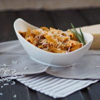 Chorizo-Carbonara
