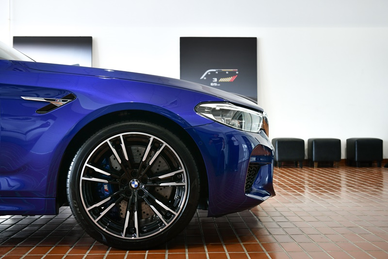 Exclusive Preview of the All New BMW M5 30
