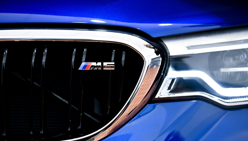 Exclusive Preview of the All New BMW M5 31