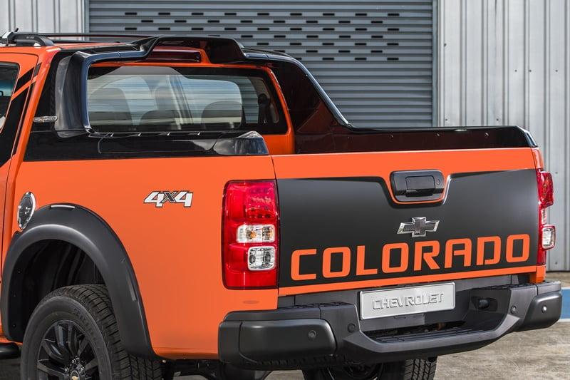 10 2019 Colorado High Country STORM Orange Crush Sport Bar