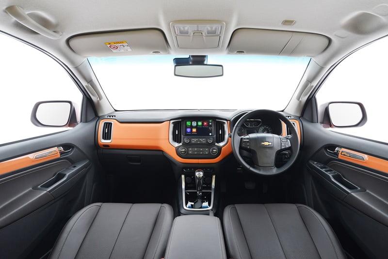 12 2019 Colorado High Country STORM Orange Crush Interior
