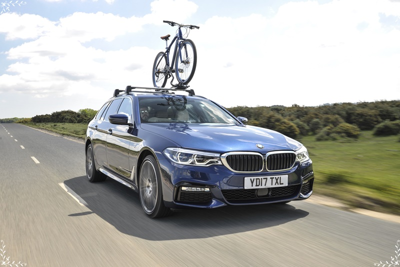 The new BMW 530i Touring M Sport 6