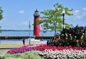 Kenosha Wisconsin Pier head Lighthouse, Kenosha, Wisconsin