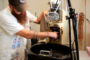 bellingham coffee roaster