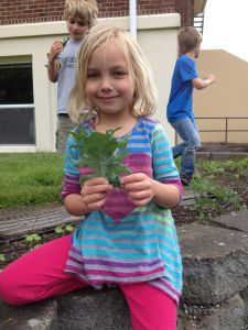 The 5th Annual School Garden Harvest Dinner takes place on October 16 at Whatcom Middle School.