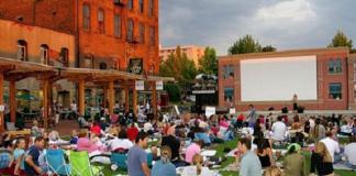 bellingham outdoor movie