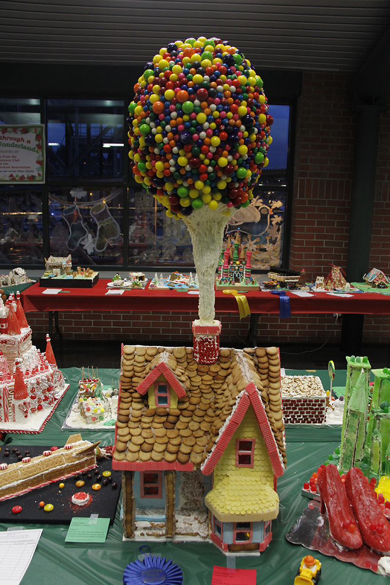 Port of bellingham gingerbread contest announces 2015 for Gingerbread house themes