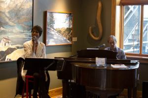 Live Music in the Piano Lounge @ Jansen Art Center  | Lynden | Washington | United States