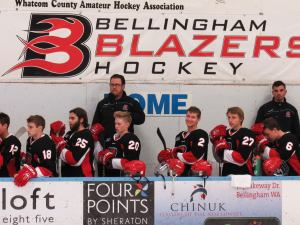 Bellingham Blazers Hockey