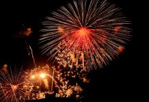 2018 4th of July Fireworks Displays in Blaine