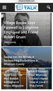 WhatcomTalk mobile