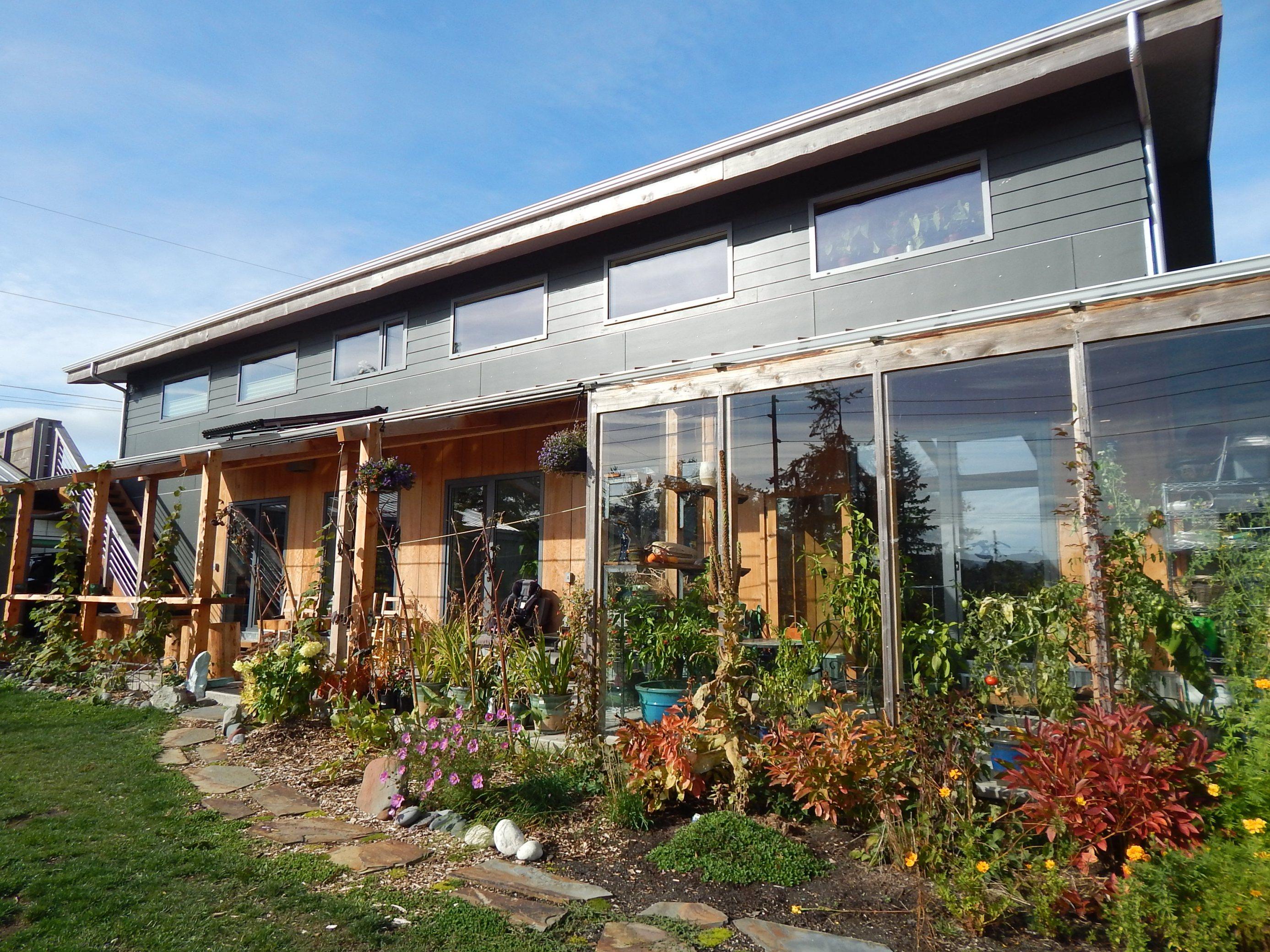Building Positive Energyu2014Green Designer Ted Clifton Promotes Power House    WhatcomTalk