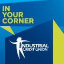 industrial credit union logo
