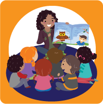 Toddler Storytime @ WCLS Lynden Library | Lynden | Washington | United States