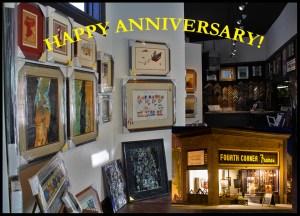 Happy Anniversary 2017 @ Fourth Corner Frames & Gallery   Bellingham   Washington   United States