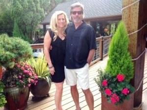 Gary and Linda Fuller. Photo courtesy: Linda Fuller.