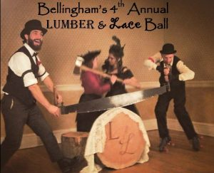 Bellingham's Fourth Annual Lumber and Lace Ball to Benefit the Whatcom Hospice Foundation @ Majestic Ballroom