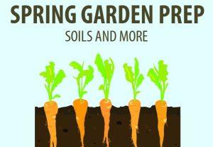 Spring Garden Prep - Soils and more @ WCLS Lynden Library | Lynden | Washington | United States