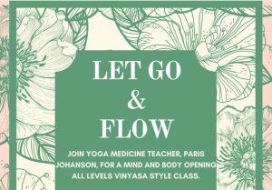 Let Go & Flow Yoga @ Forum de Freedom | Bellingham | Washington | United States