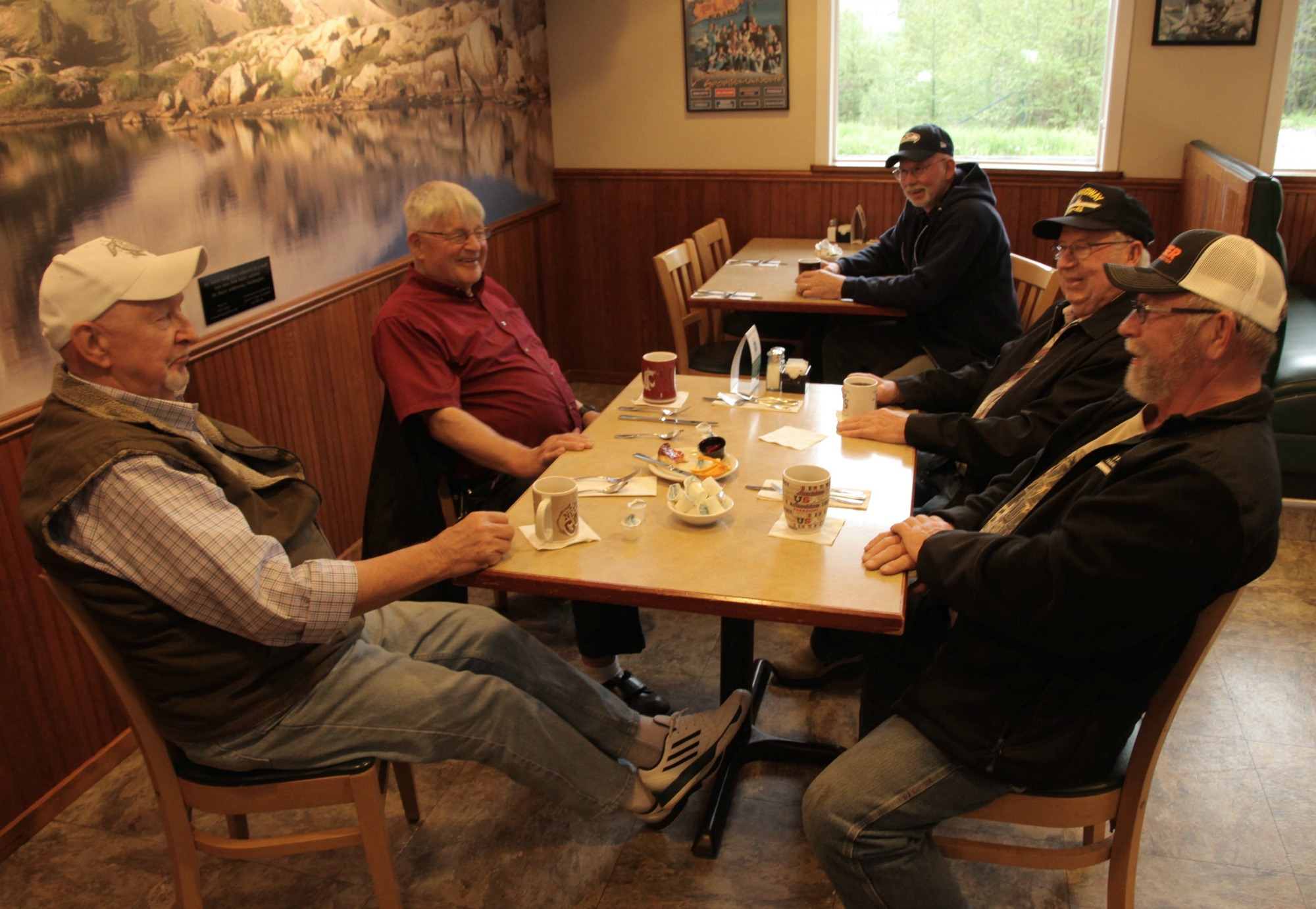 Image result for men's coffee group photos