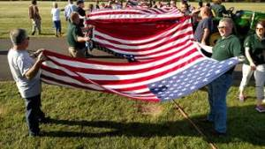 Festival of Flags @ Greenacres Memorial Park in Ferndale