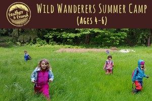 Wild Wanderers Summer Camp @ Fairhaven Park | Bellingham | Washington | United States