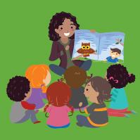 Baby Storytime @ WCLS Lynden Library | Lynden | Washington | United States