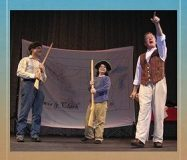 The Lewis & Clark Expedition – A Celebration of American Teamwork @ Mount Baker Theatre | Bellingham | Washington | United States