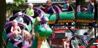 sights from this year's Northwest Washington Fair