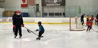Bellingham Sportsplex Learn to Skate