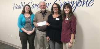 The Chrysalis Inn & Spa Donates to Unity Care NW