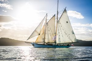 Schooner Zodiac Mother's Day Brunch Sail @ Schooner Zodiac | Bellingham | Washington | United States