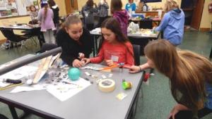 GEMS Night Out (Girls in Engineering, Math & Science) @ SEA Discovery Center | Poulsbo | Washington | United States