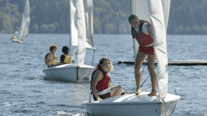 WWU Lakewood Jr. Sailing Camp @ Lakewood Watersports Facility | Bellingham | Washington | United States