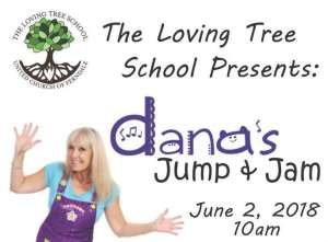 Dana's Jump & Jam @ Ferndale Pioneer Pavilion | Ferndale | Washington | United States